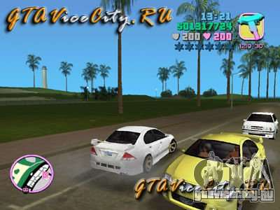Ford TS50 v. 1.0 для GTA Vice City