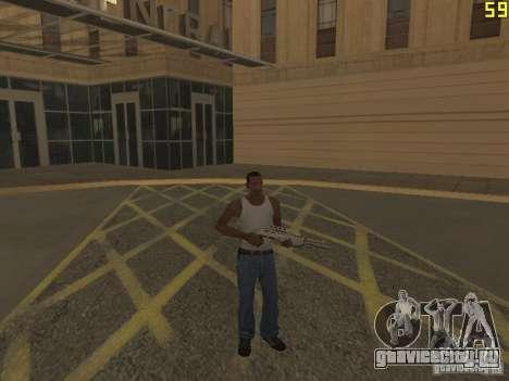 Регенерация оружия при убийстве для GTA San Andreas третий скриншот