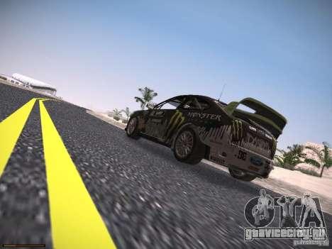 LiberrtySun Graphics ENB v3.0 для GTA San Andreas шестой скриншот
