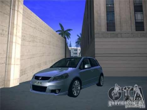 Suzuki SX4 2012 для GTA San Andreas