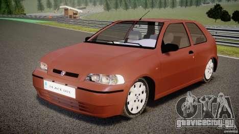 Fiat Palio 1.6 для GTA 4