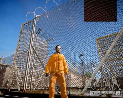The prison Rob для GTA 4 второй скриншот