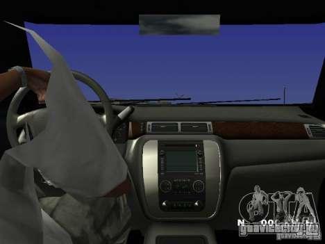 Burrito HD для GTA San Andreas вид справа