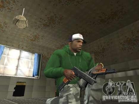 Пак Отечественного Оружия V2 для GTA San Andreas третий скриншот