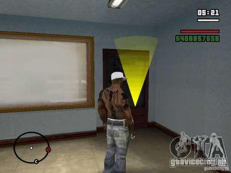 Новы Татуировки для GTA San Andreas пятый скриншот