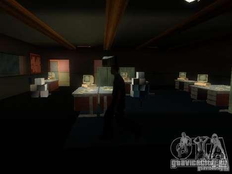 Вход в полицейскую зону в Сан Фиеро для GTA San Andreas пятый скриншот