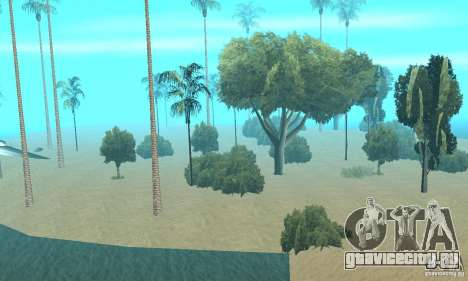 Lost Island для GTA San Andreas