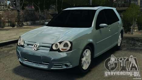 Volkswagen Golf Sportline 2011 для GTA 4