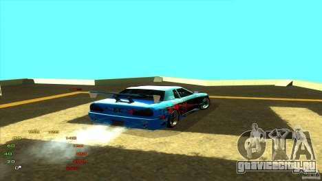 Pack vinyl для Elegy для GTA San Andreas седьмой скриншот