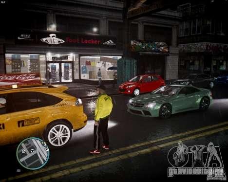 Foot Locker Shop v0.1 для GTA 4 четвёртый скриншот