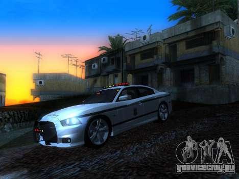 Dodge Charger SRT8 Police для GTA San Andreas