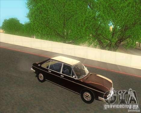 Tatra 613-2 для GTA San Andreas вид слева