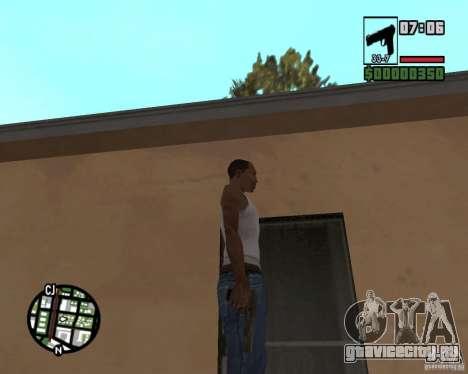 Тульский Токарев - ТТ для GTA San Andreas третий скриншот