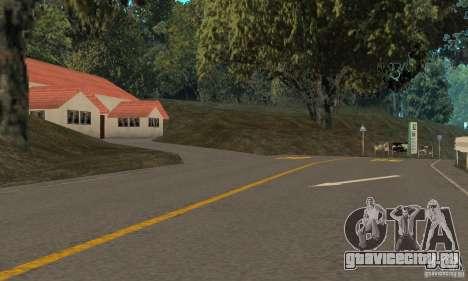 Welcome to AKINA Beta3 для GTA San Andreas пятый скриншот