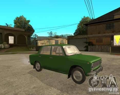 ВАЗ 2101 Копейка для GTA San Andreas вид справа