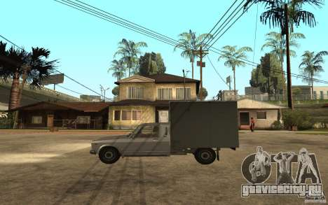 ВИС 2345 для GTA San Andreas вид слева