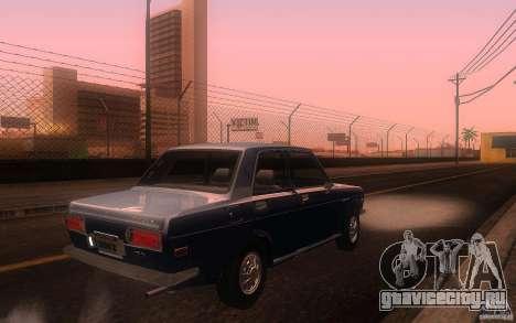 Datsun 510 4doors для GTA San Andreas вид справа