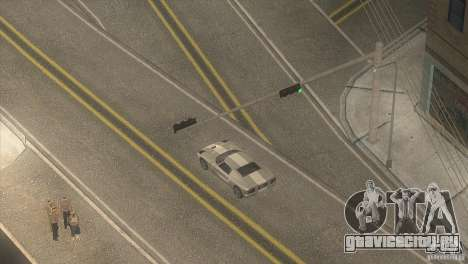 Качественные дороги в LS для GTA San Andreas второй скриншот