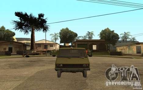 Уаз 3972 для GTA San Andreas вид справа