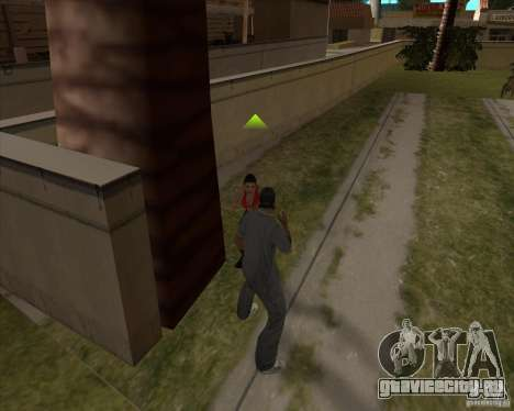 Reality peds settings 2.0 для GTA San Andreas