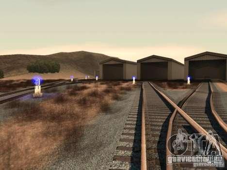 Железнодорожные светофоры 2 для GTA San Andreas пятый скриншот