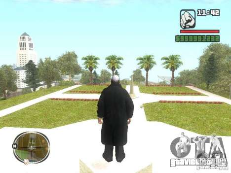 Еврей для GTA San Andreas второй скриншот