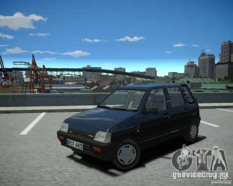 Daewoo Tico SX 1996 для GTA 4