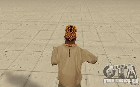 Бандана offspring для GTA San Andreas третий скриншот