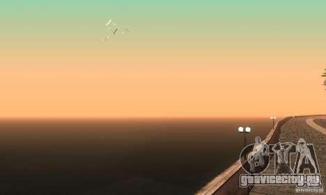Ultra Real Graphic HD V1.0 для GTA San Andreas девятый скриншот