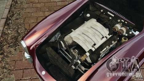 Mercedes-Benz 300 SL Roadster v1.0 для GTA 4 вид сбоку