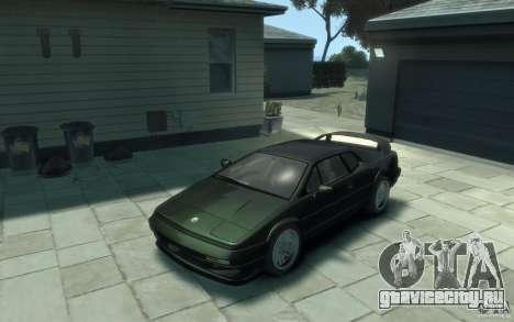Lotus Esprit V8 для GTA 4