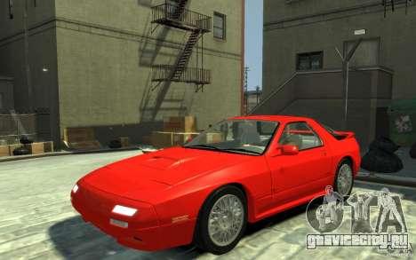 Mazda RX-7 1990 FC3s для GTA 4