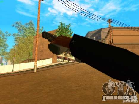 Five-Seven MW3 для GTA San Andreas пятый скриншот
