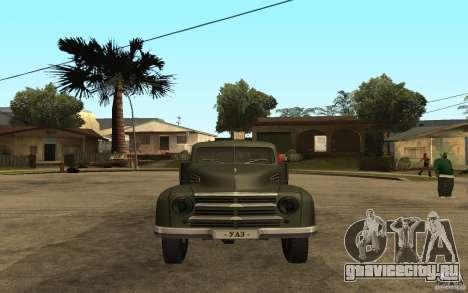 УАЗ 300 для GTA San Andreas вид справа