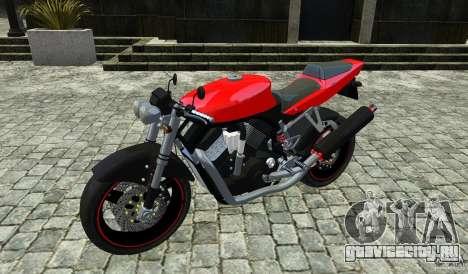 Suzuki Street Fighter Custom для GTA 4