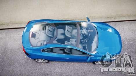 Volvo S60 Concept для GTA 4 вид сверху