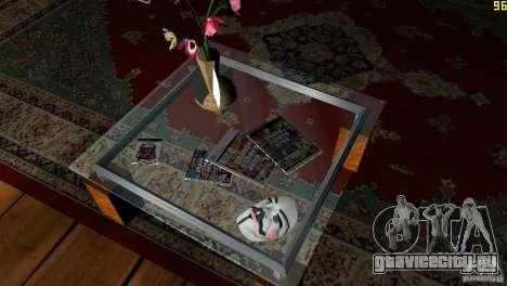 Ретекстур номера в отеле для GTA Vice City восьмой скриншот