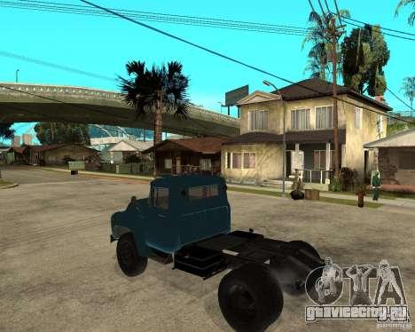 ЗиЛ 130B1 для GTA San Andreas вид слева