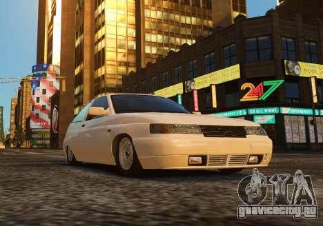ВАЗ 2112 Купе для GTA 4 вид справа