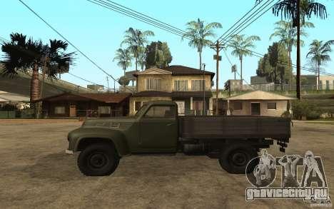 УАЗ 300 для GTA San Andreas вид слева
