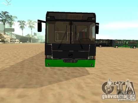 ЛиАЗ 6212 для GTA San Andreas вид справа