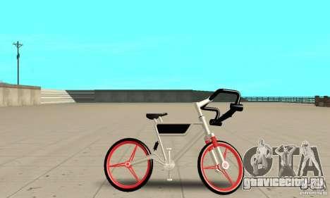 Wind Solar MT Bike для GTA San Andreas