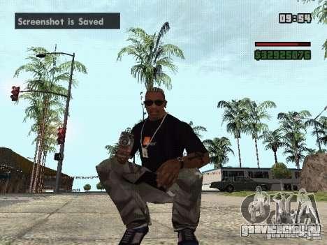 Гранатомет для GTA San Andreas