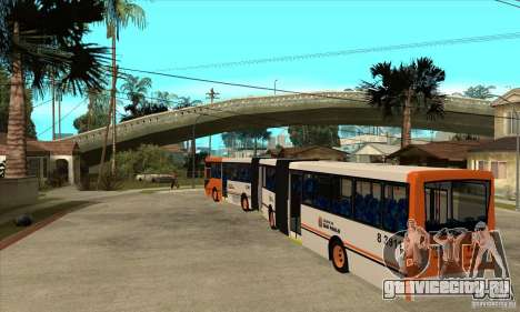 Caio Induscar Millenium II для GTA San Andreas вид сзади слева