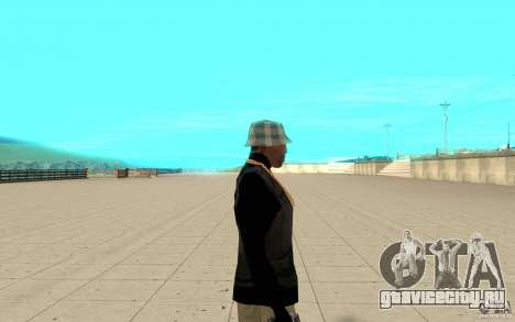 Броник скин 4 для GTA San Andreas второй скриншот