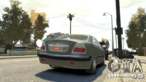 ГАЗ 3111 для GTA 4 вид слева