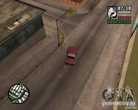 Камера как в игре GTA Chinatown Wars для GTA San Andreas третий скриншот