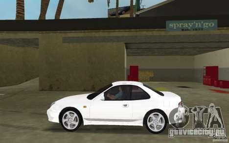 Honda Prelude 2.2i для GTA Vice City вид слева