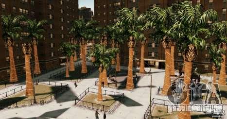 Пальмы для GTA IV для GTA 4 второй скриншот