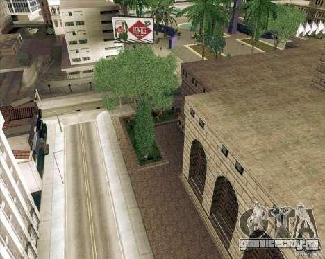 Los Santos City Hall для GTA San Andreas шестой скриншот